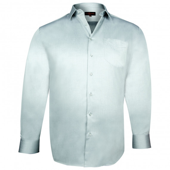 Chemise twill TRADITIONNELLE Doublissimo GT-Y1DB2