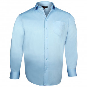 Chemise popeline TRADITIONNELLE Doublissimo GT-Y1DB5