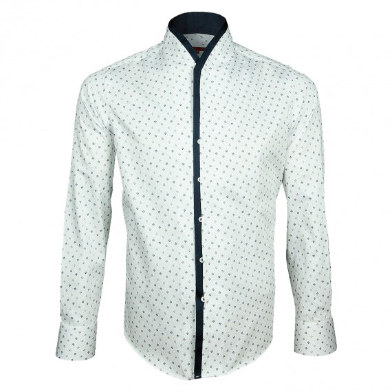 Chemise tendance OFFICER Andrew Mc Allister A5AM1