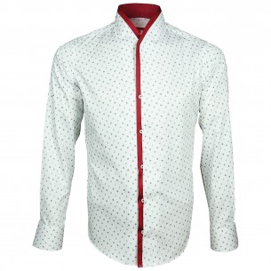 Chemise tendance OFFICER Andrew Mc Allister A5AM2