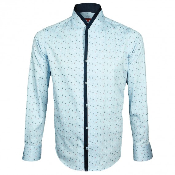 Chemise tendance OFFICER Andrew Mc Allister A5AM3