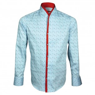 Chemise tendance OFFICER Andrew Mc Allister A5AM4