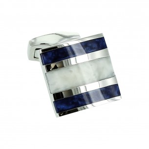Boutons de manchettes BLUES Andrew Mc Allister A-CUFFS24