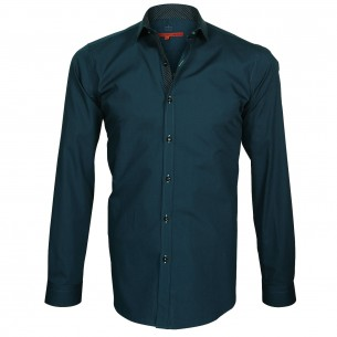Chemise petit col FREEZE Andrew Mc Allister E15AM2