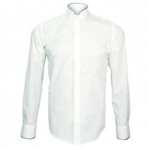 Chemise col mao BREAFTER Andrew Mc Allister E1AM1