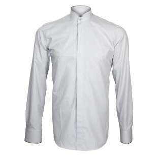 Chemise col mao BREAFTER Andrew Mc Allister E1AM3