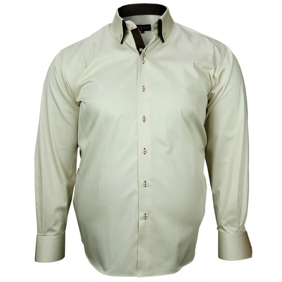 Chemise double col BROOKS Doublissimo GT-A4DB1