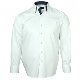 Chemise double col BROOKS Doublissimo GT-A4DB5