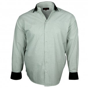 Chemise à col blanc DANDY Doublissimo GT-A7DB3