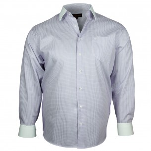 Chemise à col blanc DANDY Doublissimo GT-A7DB4