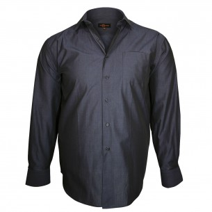 Chemise col italien TRENDY Doublissimo GT-E11DB1