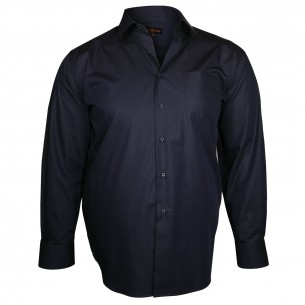 Chemise col italien TRENDY Doublissimo GT-E11DB2
