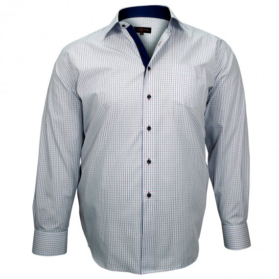 Chemise sport CLASSIC Doublissimo GT-E12DB2