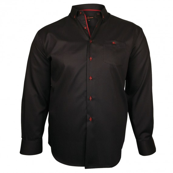 Chemise tissu armuré CASUAL Doublissimo GT-E15DB1