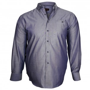 Chemise en Oxford CASUAL Doublissimo GT-E15DB2