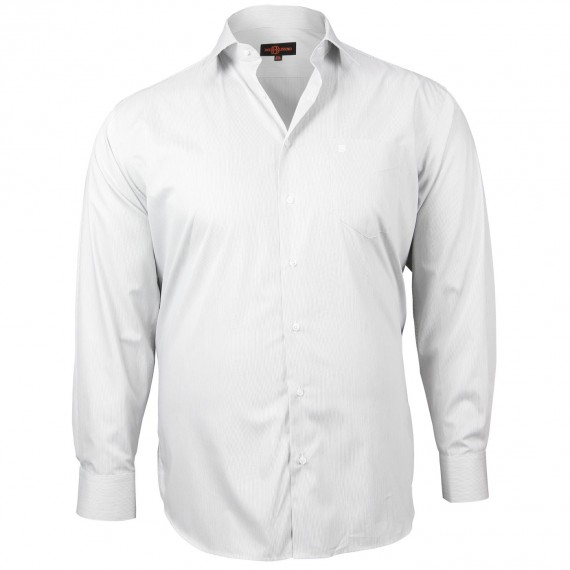CHEMISE GRANDE TAILLE CITY Doublissimo GT-K1DB3