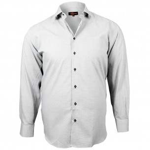 CHEMISE GRANDE TAILLE BUSINESS Doublissimo GT-K2DB4