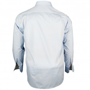 CHEMISE GRANDE TAILLE SMART Doublissimo GT-K7DB3