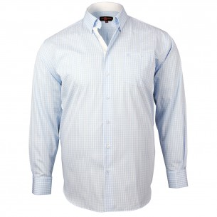 CHEMISE GRANDE TAILLE FAIRWAY Doublissimo GT-K8DB5
