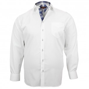 CHEMISE GRANDE TAILLE MODE Doublissimo GT-M2DB5