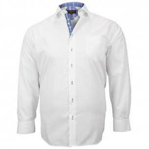 CHEMISE GRANDE TAILLE MODE Doublissimo GT-M2DB6