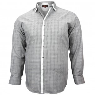 CHEMISE DOUBLE COL TREND Doublissimo GT-M6DB4