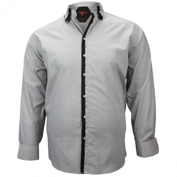 CHEMISE DOUBLE COL TREND Doublissimo GT-M6DB5