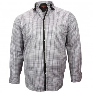 CHEMISE DOUBLE COL TREND Doublissimo GT-M6DB8