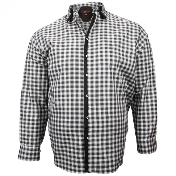 CHEMISE DOUBLE COL TREND Doublissimo GT-M6DB9