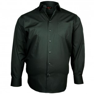 Chemise popeline TRADITIONNELLE Doublissimo GT-Y1DB10