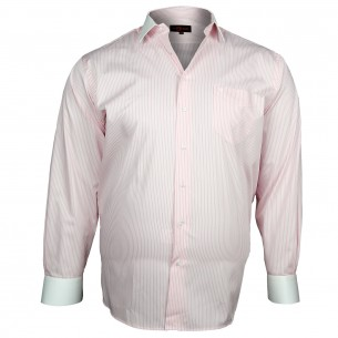 Chemise col blanc DANDY Doublissimo GT-Y2DB1