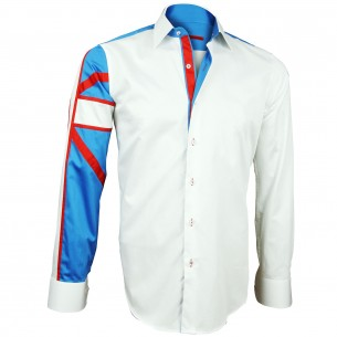 Chemise fashion BRITANICA Andrew Mc Allister H4AM1