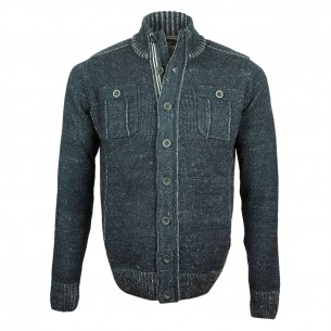 Gilet mode DENIM Emporio balzani H50053-NAVY