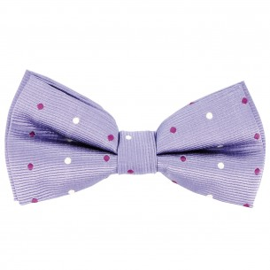 CRAVATE EN SOIE BOWTIE Andrew Mc Allister KNPAP-MVE