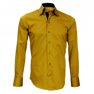 Chemise double col DUNDEE Andrew Mc Allister N19AM4
