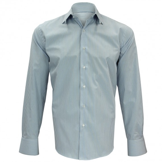 Chemise col anglais JOHNATAN Andrew Mc Allister N8AM4
