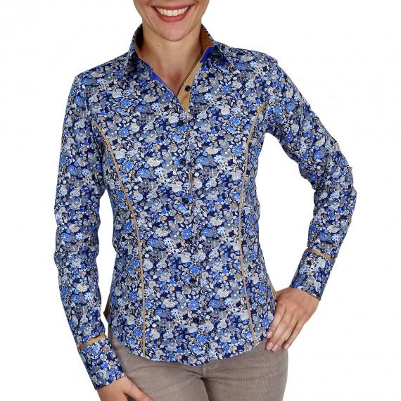 Chemise Liberty CANDICE Andrew Mc Allister NF5AM2