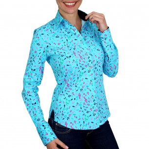 Chemise Stretch JAZZY Andrew Mc Allister NF6AM2