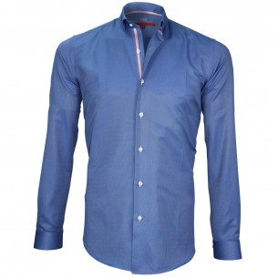 Chemise oxford LEEDS Andrew Mc Allister NP3AM2