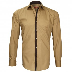 Chemise mode FLYNKER Andrew Mc Allister NP5AM4