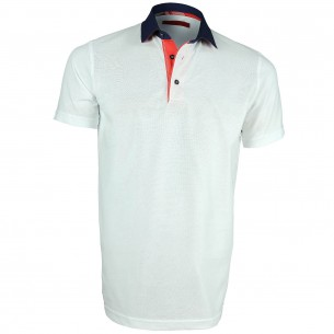 Polo maille piquée FAIRWAY Andrew Mc Allister Y4024-01