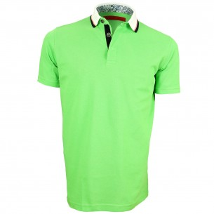 Polo coton LIBERTY Andrew Mc Allister Y4062-24