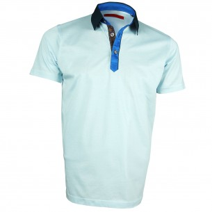Polo coton mercerisé OXFORD Andrew Mc Allister Y4069-71