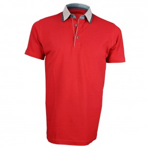 Polo col chemise SUSSEX Andrew Mc Allister Y4076-97