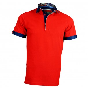 Polo col chemise SYLVER Andrew Mc Allister Y-POLO15
