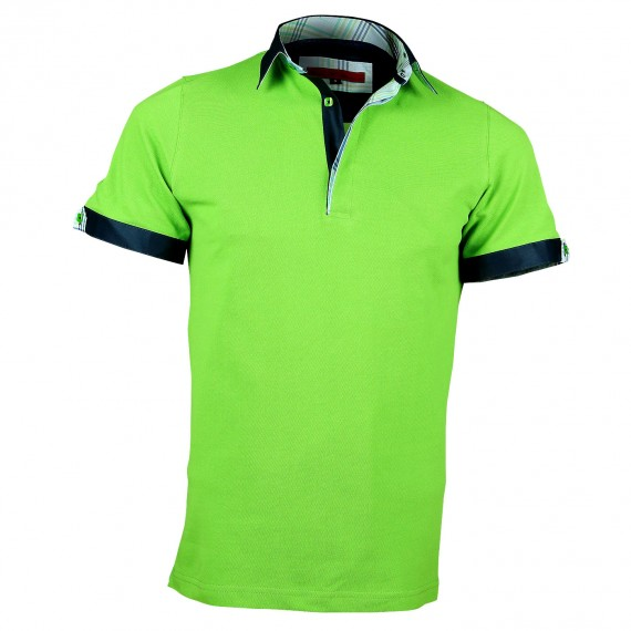 Polo col chemise SYLVER Andrew Mc Allister Y-POLO16