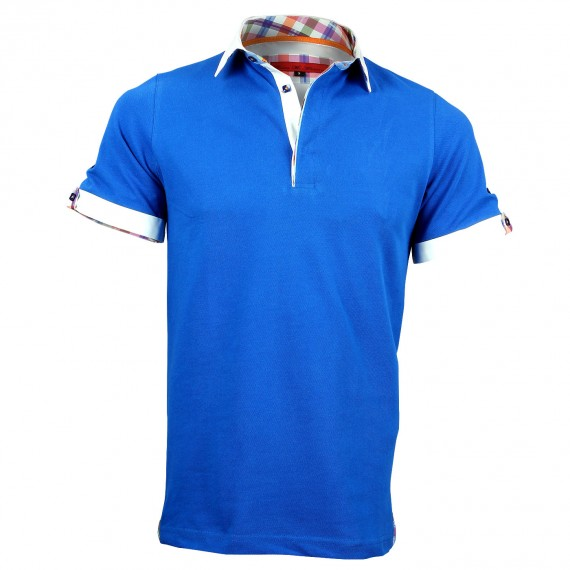 Polo col chemise SYLVER Andrew Mc Allister Y-POLO17