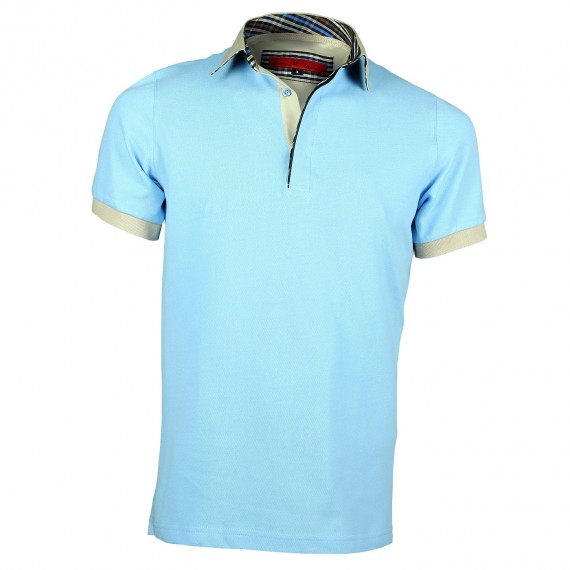 Polo col chemise SYLVER Andrew Mc Allister Y-POLO18