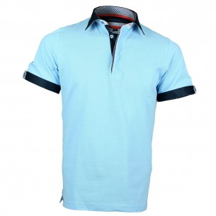 Polo shirt collar