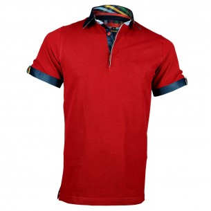 Polo col chemise SYLVER Andrew Mc Allister Y-POLO20